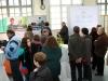 Unternehmerinnen Messe Zeitz Stand Claudia Mallok