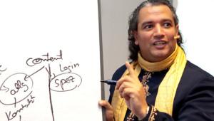 Sanjay Sauldie, Internetmarketingexperte iROi-Strategie